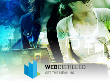 Webdistilled, il tool per la brand reputation online.