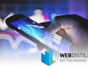 Webdistilled: il TUO punto di vista in real time sull'orizzonte delle comunicazioni online
